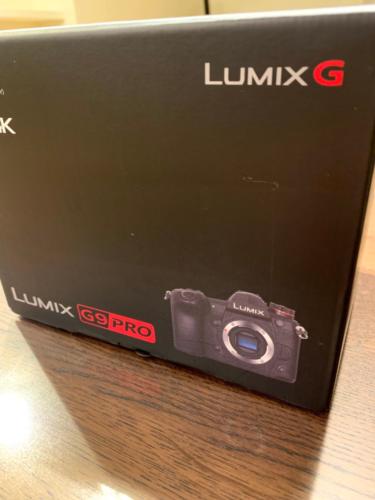 デジタル一眼新調  LUMIX G9 PRO