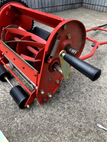 芝刈り機のお手入れ方法